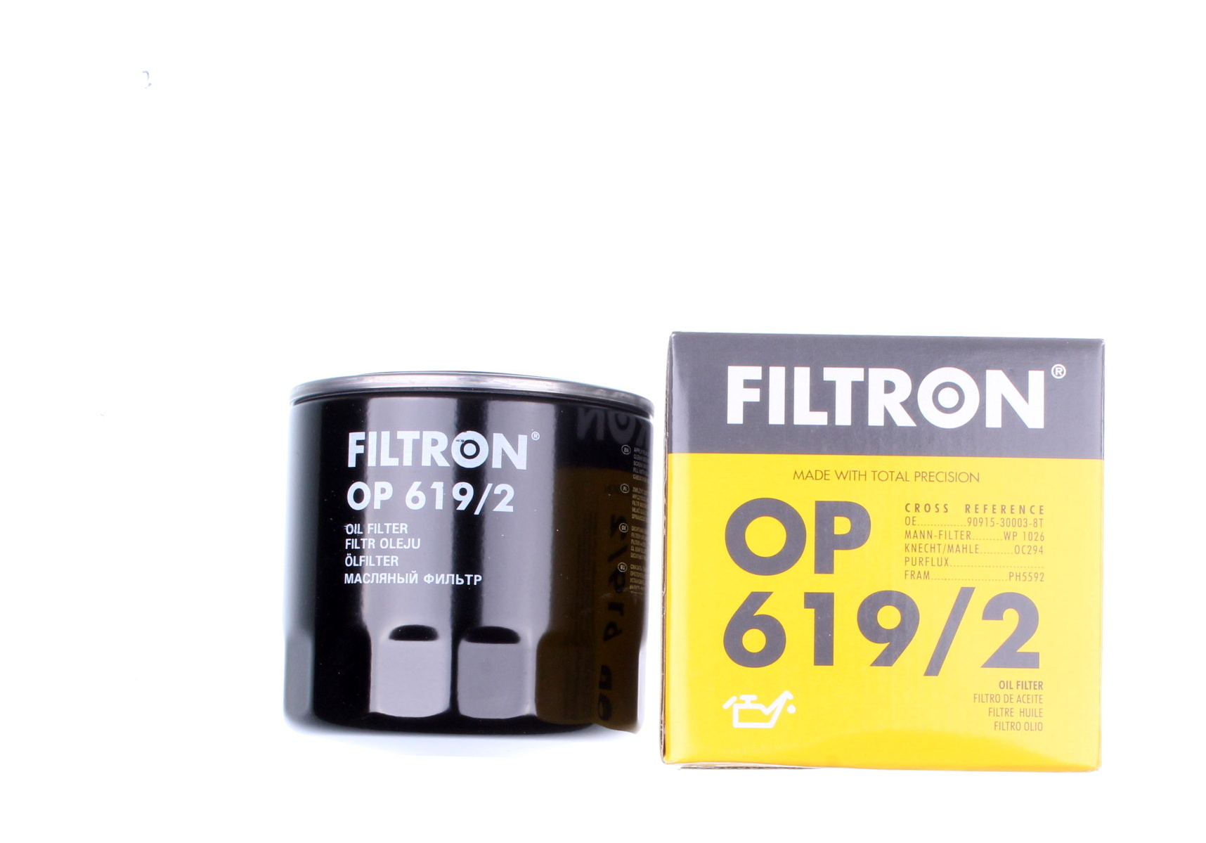 Filtr Oleju